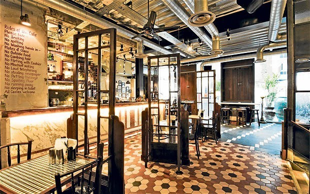 Dishoom: the legacy of the Irani café lives on