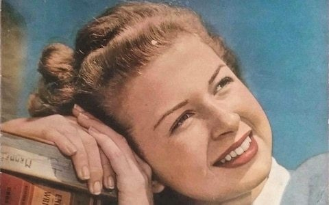 Louise Erickson, actress who became an emblem of the Bobby Soxer generation – obituary