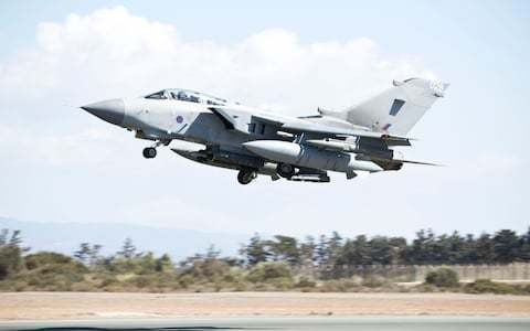 Operation Raqqa: British RAF pilots to switch bombing raids to 'the heart' of Isil