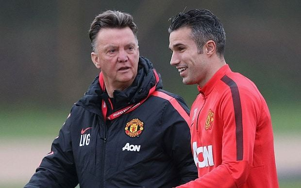 Robin van Persie has one last chance to impress Manchester United manager Louis van Gaal