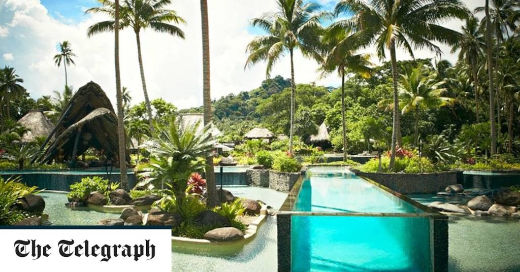The world's 50 most Instagrammable pools
