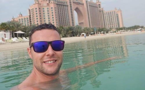Scot given three-month jail sentence for touching Dubai man's hip