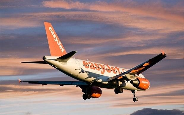EasyJet criticised for putting 'barely conscious' 94-year-old woman on plane who died during flight