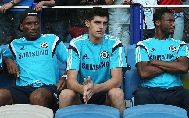 Jose Mourinho poised to select Thibaut Courtois as his first choice goalkeeper ahead of new season