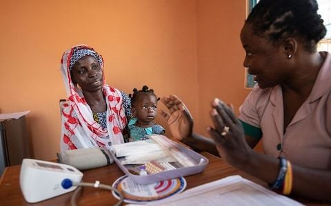 UK announce £600m aid for family planning as US ramps up anti-abortion stance