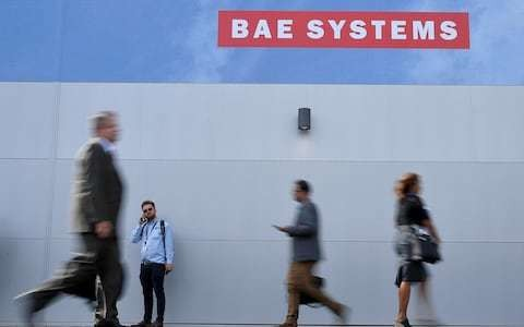 BAE recruits new finance chief to replace veteran Peter Lynas