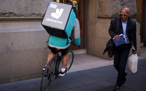 Deliveroo beefs up lobbying muscle amid clampdown on digital marketplaces