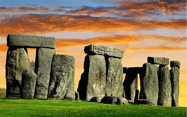 Stonehenge was the work of cowboy builders, historian claims