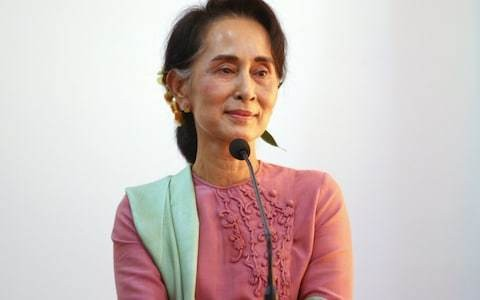 """Aung San Suu Kyi set for new """"PM"""" role in Burma after MPs defy military to create new post"""