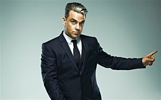 Robbie Williams's 1000th number one: is this the death of the album?
