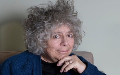 Miriam Margolyes: 'Old people are overlooked, despised and forgotten'