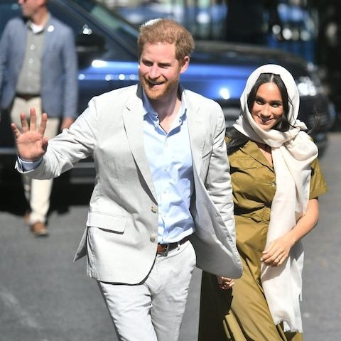 Royal Tour 2019: A guide to the Duke and Duchess of Sussex's South Africa itinerary