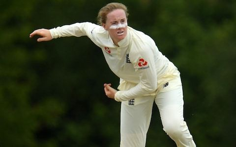 Spinner Kirstie Gordon called up as England Women announce Ashes Test squad