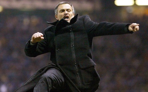 Spurs manager job offers us a chance to wonder: whatever happened to that Jose Mourinho guy?