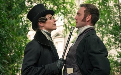 Gentleman Jack, episode 5, review: Suranne Jones shines as things get serious for Anne Lister