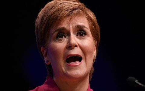Nicola Sturgeon says 'unfair' Brexit deal means Scots must have new independence vote