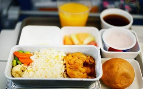 The way we eat on planes is demeaning, nightmarish and ripe for disruption
