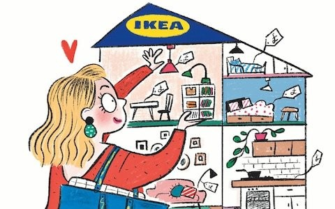I can't be the only one who loves a trip to Ikea