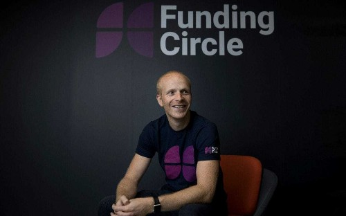 Funding Circle's James Meekings: 'The first few days after our IPO were an emotional roller-coaster'