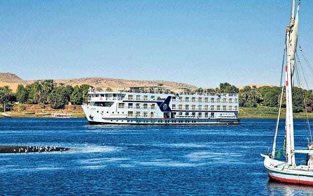 Cairo to Luxor cruises return after two decades