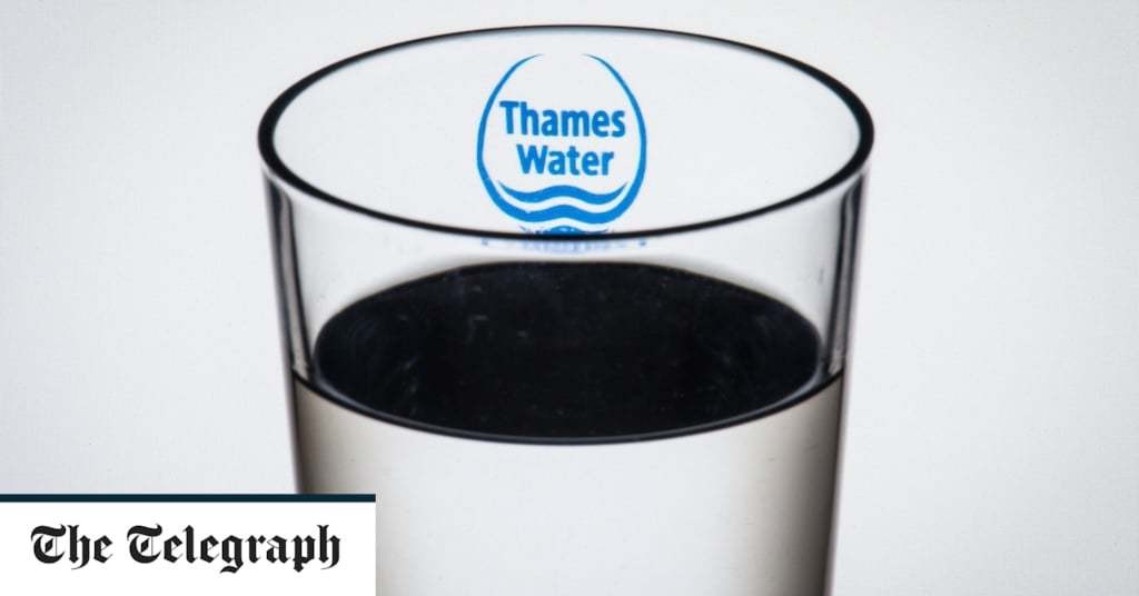 Water bill complaints hit four year high as watchdog blames Thames Water system switch