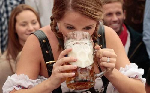 Oktoberfest 2013: the world's largest beer festival kicks off in Munich, Germany - Telegraph