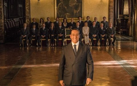 Loro, review: Berlusconi biopic makes Michael Bay look like early Bresson