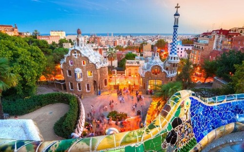 Barcelona attractions: what to see and do in spring