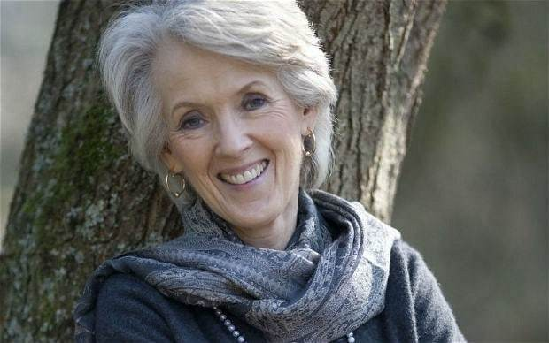 Joanna Trollope: 'You cannot be great novelist until after 35'