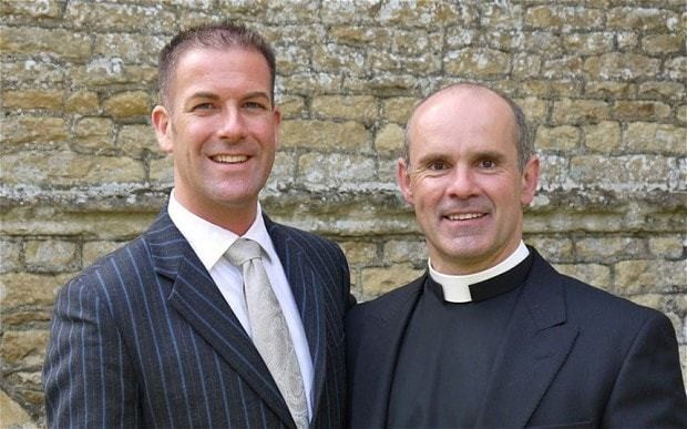 First priest to defy Church ban on gay marriage for clergy