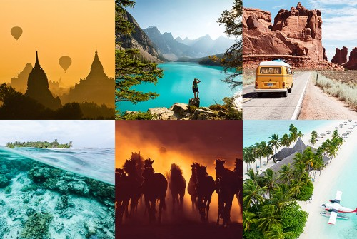 1,000 Dream Trips - search for your ultimate holiday