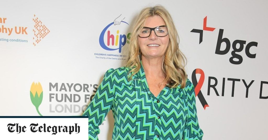 Susannah Constantine on how she spends her Saturday... watching The Killing and staying healthy