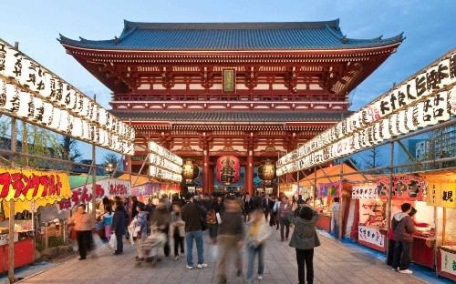 Japan's Buddhist temples to offer rooms to rent after law change