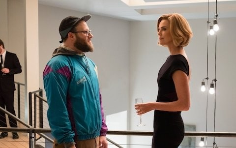 Long Shot review: Charlize Theron and Seth Rogen bring something fresh to the romcom party