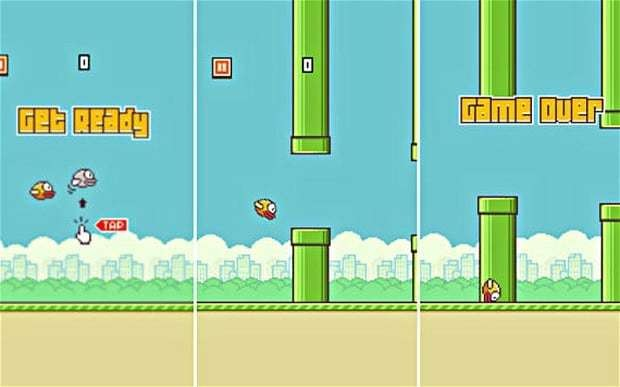 Apple and Google 'decline apps with 'Flappy' in title'