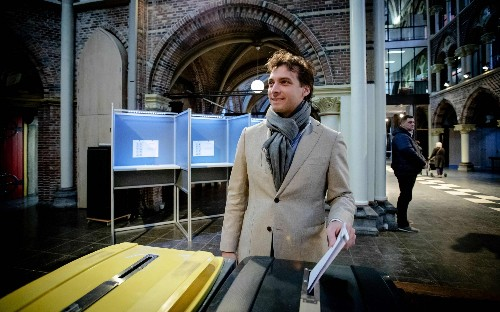 Anti-immigrant Dutch party surges in regional election days after Utrecht attack