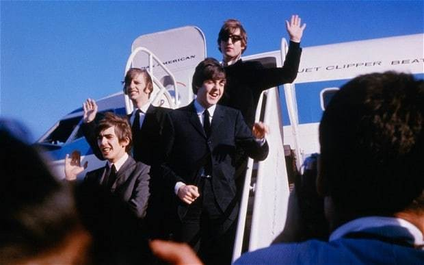 Nearly 50 years ago today, the Beatles taught the US to play