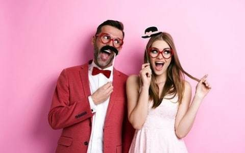 Taxidermy polar bears and £900 flower walls – the brave new world of wedding photo booths