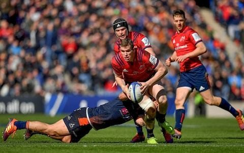 Chris Farrell vows to stand up to Saracens: 'Semi-final stage cannot become a sticking point for Munster'