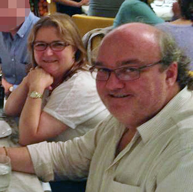 British victim of Tunisia terror attack was on last-minute cruise with her husband
