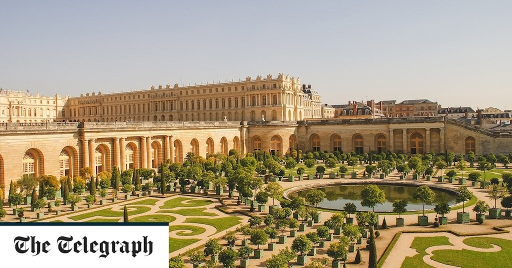 A chateau hotel in the grounds of Versailles, and 24 other palace hotels fit for royalty