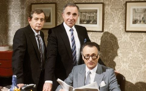 Farewell Derek Fowlds, you were a civil servant worth your salt