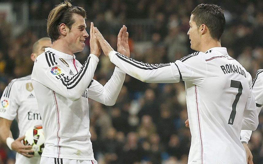 Gareth Bale needs Cristiano Ronaldo to leave Real Madrid
