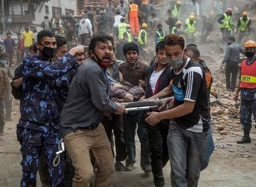 Nepal earthquake 'a disaster experts knew was coming'