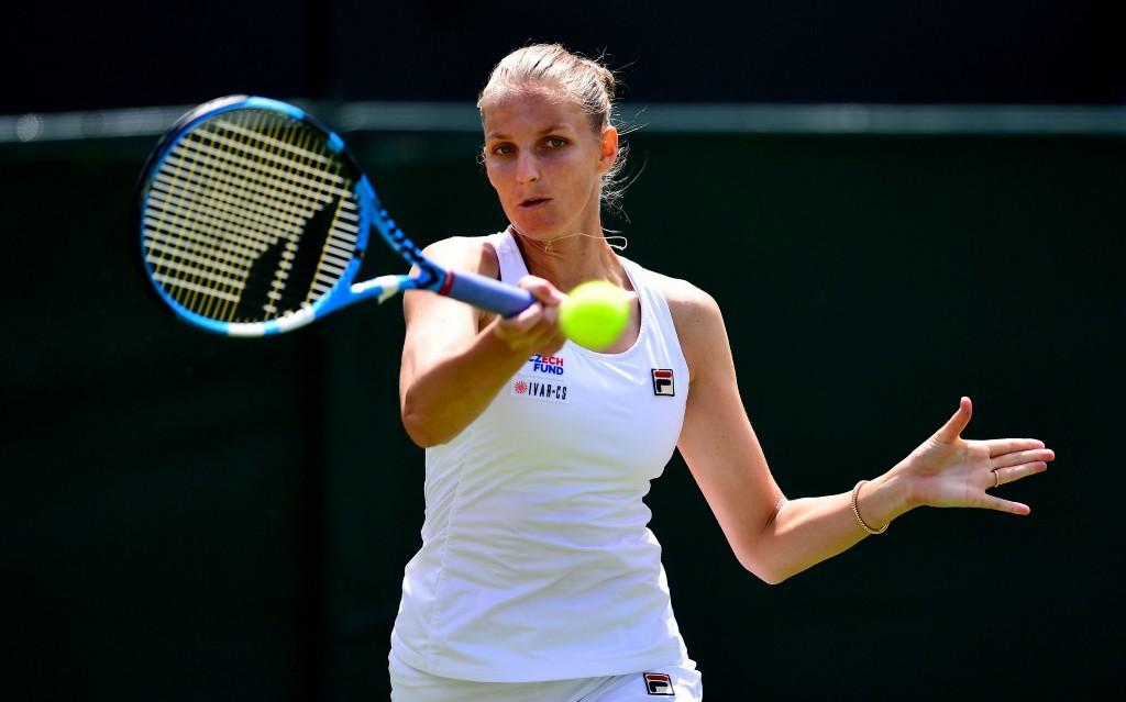 Karolina Pliskova - 'Super weak' for male tennis players to complain about equal prize money