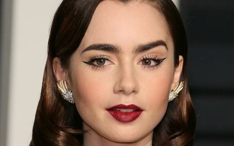 Lily Collins forgives father Phil for 'not being the dad I expected'