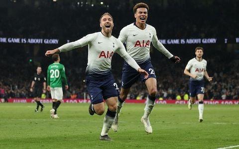 Christian Eriksen is 'so open' to contract talks at Tottenham, says Mauricio Pochettino