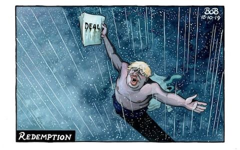 Win or lose this weekend, if Boris calls an election he is now unstoppable