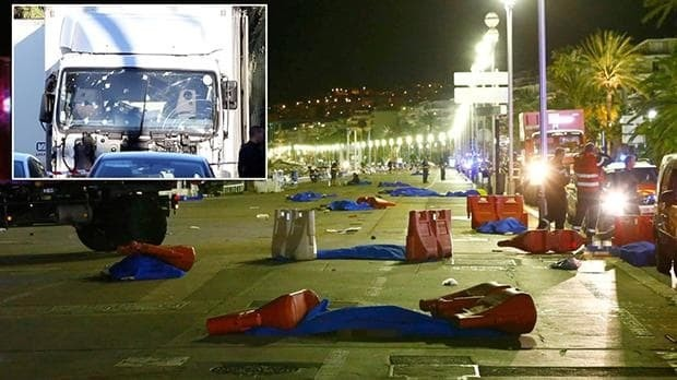 Nice terror attack: 'soldier of Islam' Bouhlel 'took drugs and used dating sites to pick up men and women'