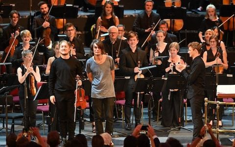Jonny Greenwood Prom, Royal Albert Hall, review: the most inventive and engaging premiere so far at this year's Proms